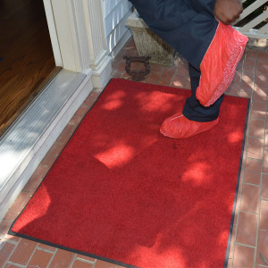 Red carpet treatment Knoxville Plumber
