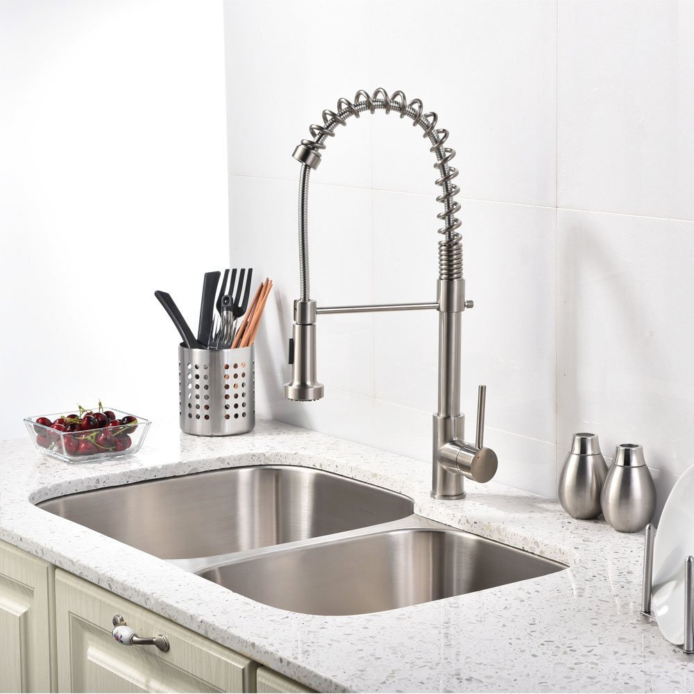 Leaking Faucet: How to Repair a Ball Faucet, Cartridge Faucet, and ...