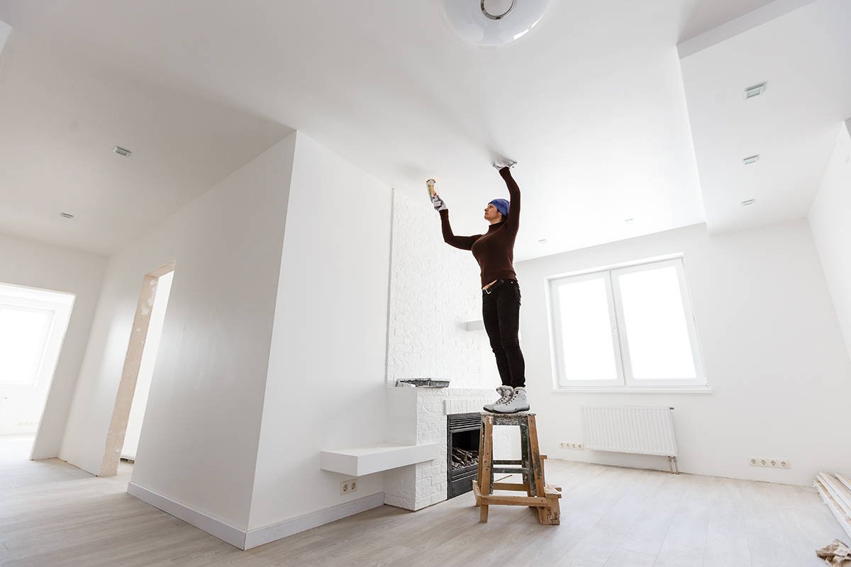 How To Identify The Source Of A Ceiling Leak Knoxville