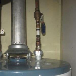 ball valve inlet